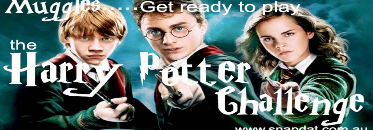 Harry Potter Snap Dat Challenge